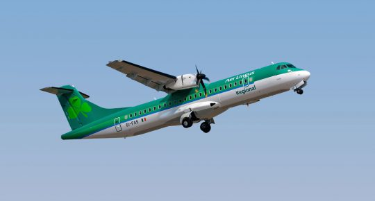 Stobart Air, Aer Lingus Regional