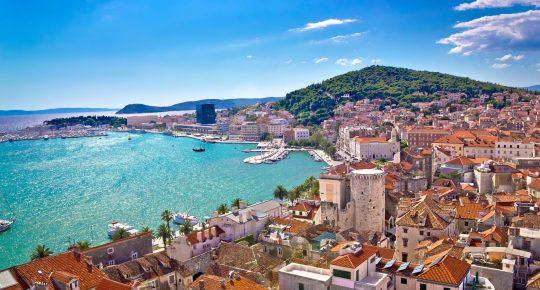 Split, Croatia, Aer Lingus, New Route