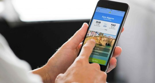 Aer Lingus Mobile App