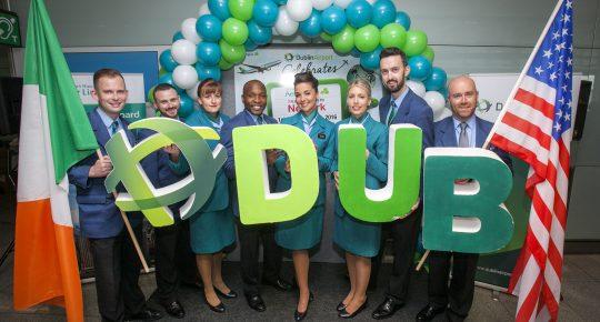 Newark Inaugural Flight