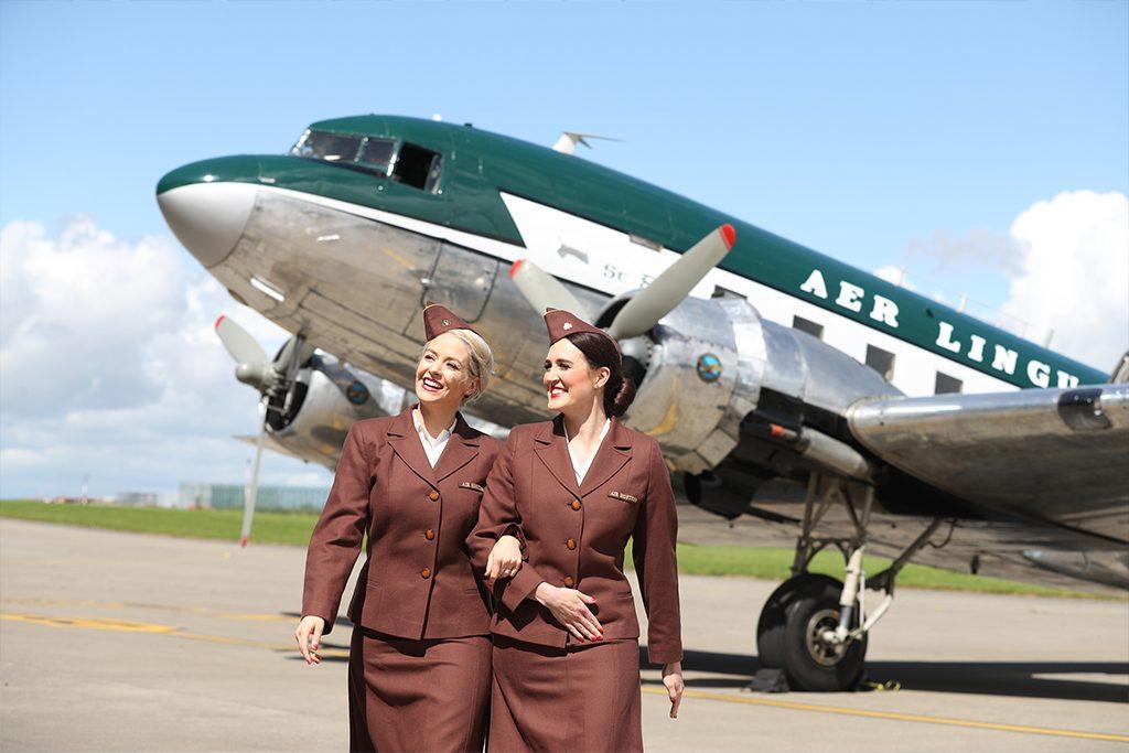 Cabin Crew Aer Lingus DC-3