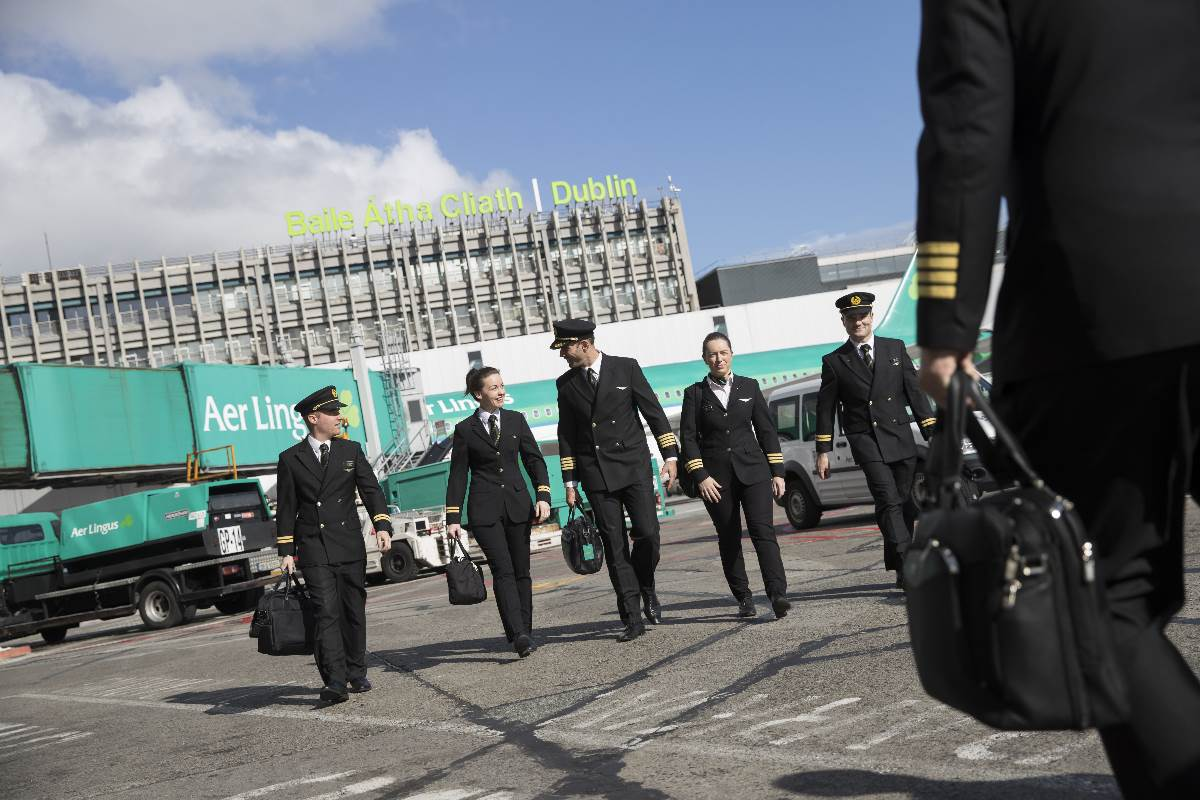 Aer Lingus Pilots