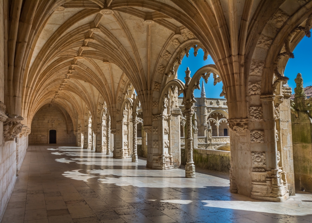 The Jerónimos Monastery, Belém