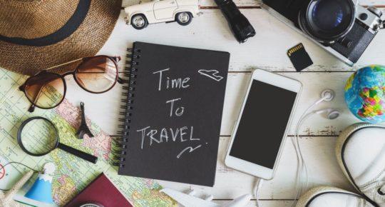 2018 travel planning
