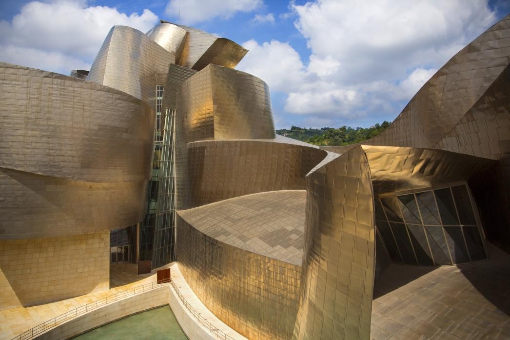 The Guggenheim Museum, Bilbao | Photo: @SteveAllenPhoto via Twenty20