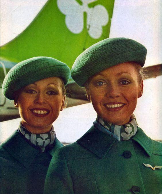 Aer Lingus Uniform Ib Jorgensen