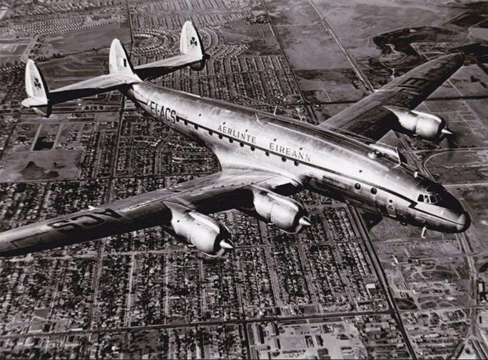 Aerlinte Eireann Lockheed