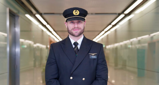 Aer Lingus Direct Entry Pilot