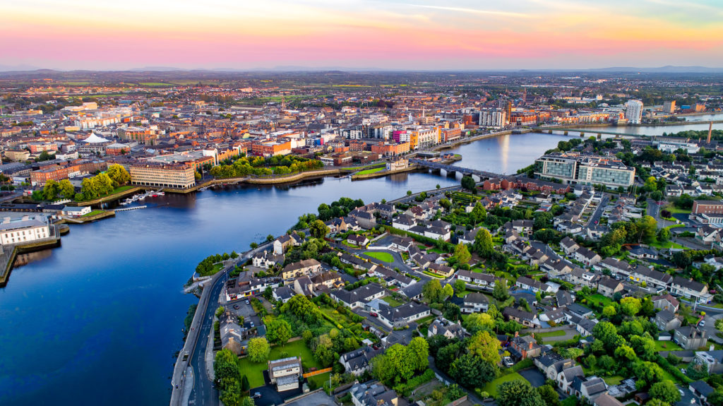Limerick City Aerial