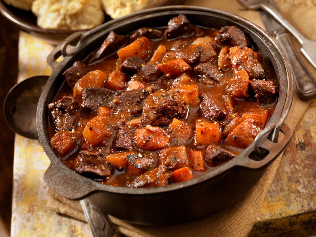 Utrecht veal stew
