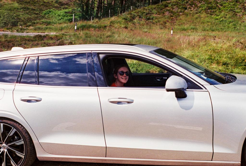 Volvo Scotland Highlands Roadtrip