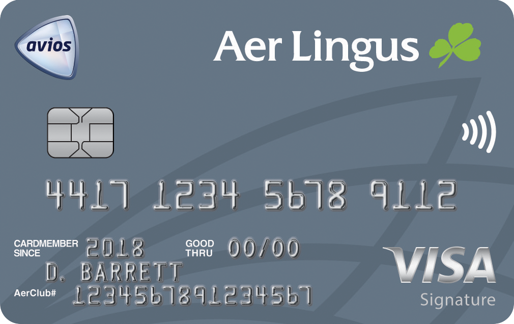 Aer Lingus Visa Signature® Credit Card