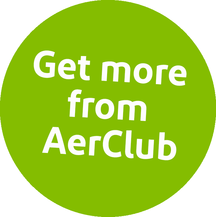 Get more from AerClub