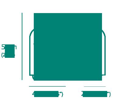 bagage de 10kg. 55cm x 40cm x 24cm